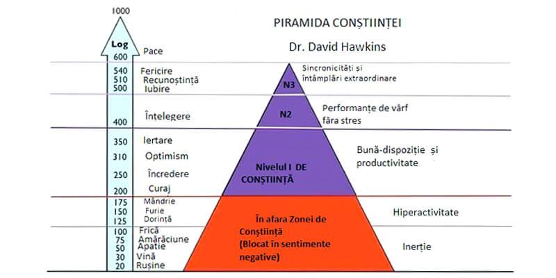 piramida constiintei david hawkins