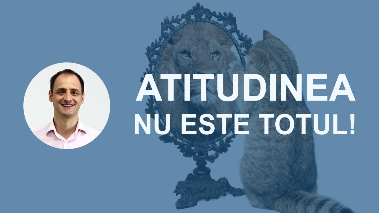 atitudinea face diferenta