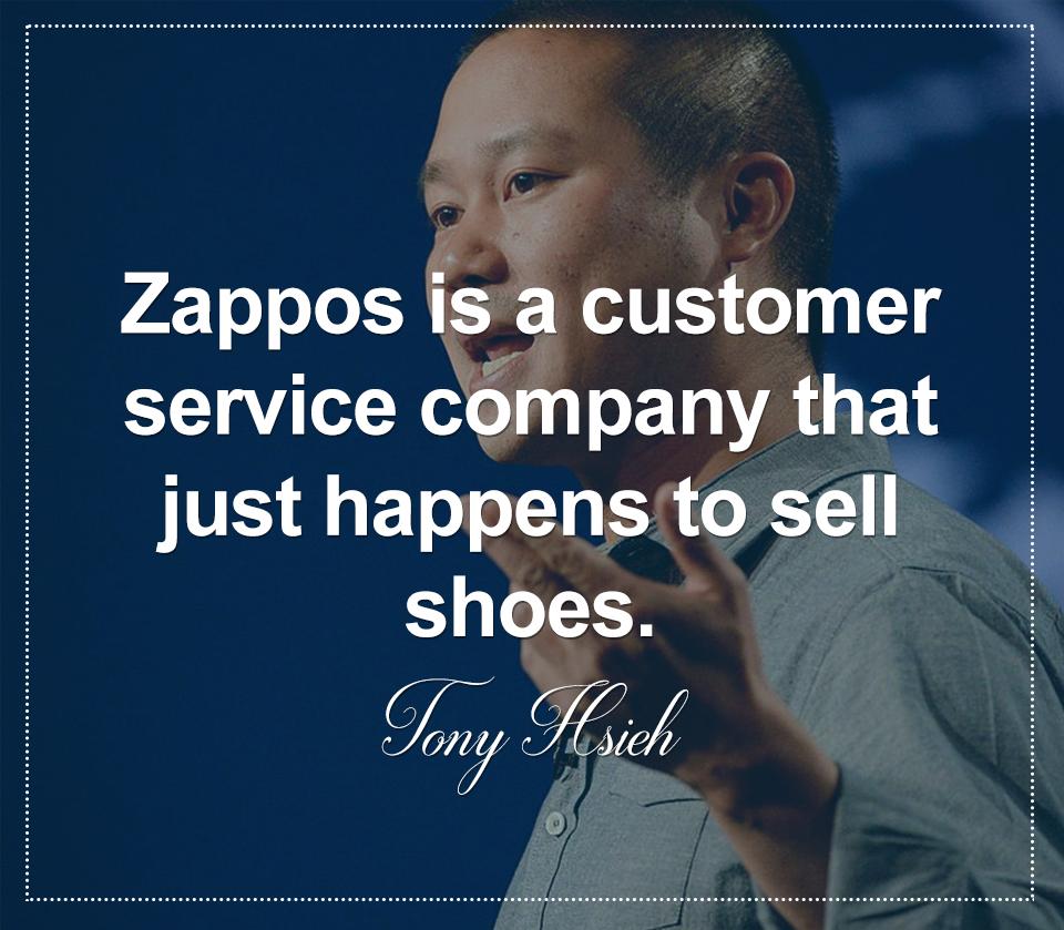 cultura organizationala zappos