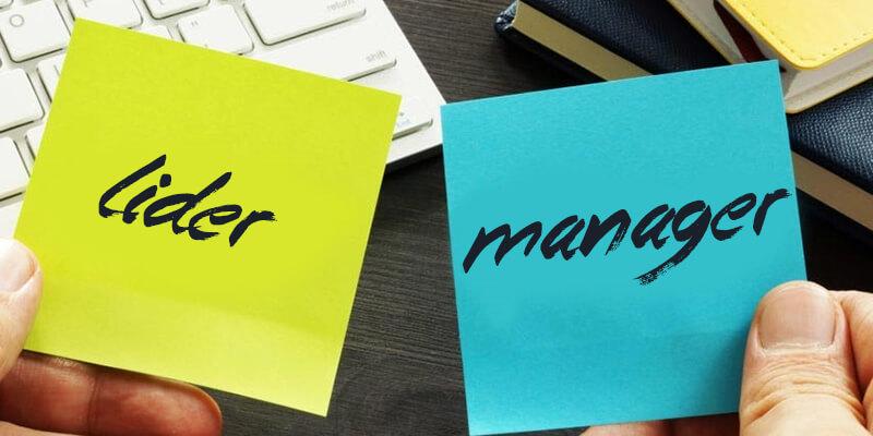 Diferenta dintre lider si manager. (Lider vs Manager)