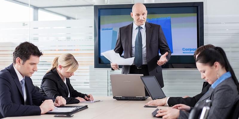 Lider Toxic: descopera 7 tipuri de lideri ineficienti de care sa te feresti